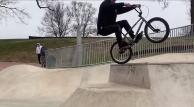 Dillon Leeper Oddities BMX video