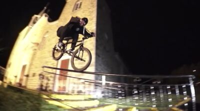 Fiend BMX Greg Jean Hot and Cold Video