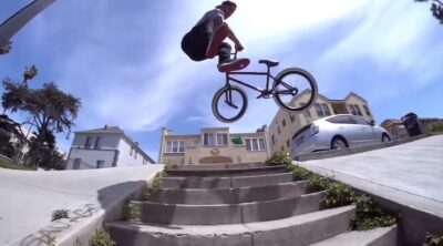 Golden Days New Normal Mixtape BMX video