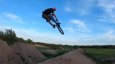 GYPO Trails 25th Anniversary BMX video