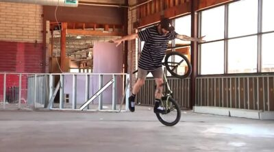 Haro BMX Bo Wade Lost and Found BMX video