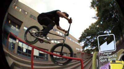 Merritt BMX Oscar Ruiz and Anthony Catlow Boston