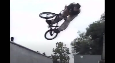 Primo BMX Nate Hanson Made In Taiwan BMX video