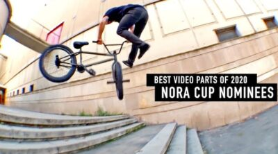 NORA Cup 2020 Best Video part Nominees
