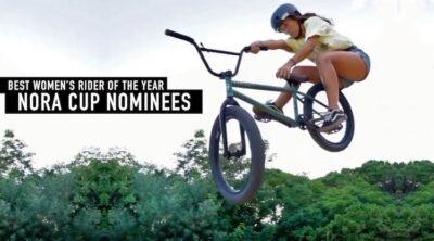 NORA Cup 2020 Women's Nominees BMX