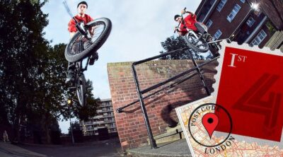 Postcode Episode 1 BMX video