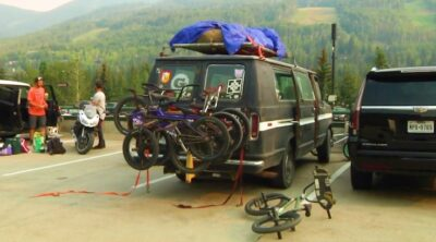 Pusher BMX Mountain Trip 2020
