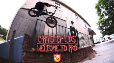 S&M Bikes Chris Childs Welcome To Pro