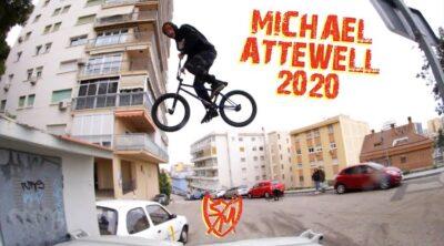 S&M Bikes Michael Attewell 2020 BMX video