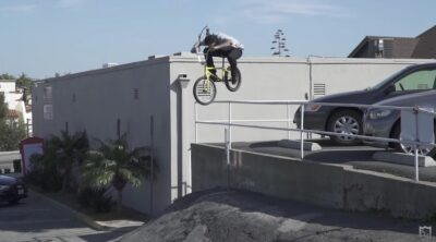 S&M Bikes Mike Hoder Maybe Next Year BMX video