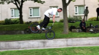 Substance BMX In The City Aberdeen 2