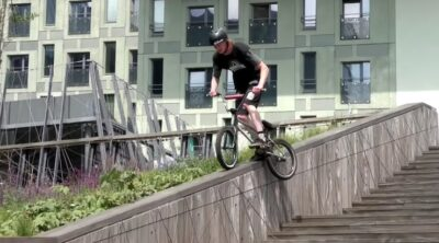 Twan Van Wink BMX video Pegless Jedi