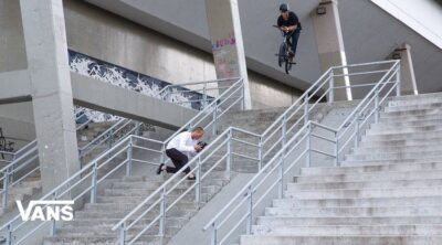 Vans BMX Dennis Enarson Right Here Video