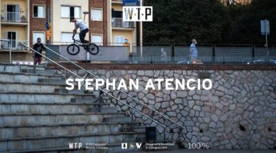 Stephan Atencio BMX video Wethepeople