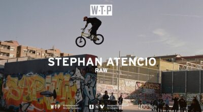 Wethepeople BMX Stephan Atencio Raw video