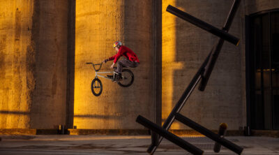 Red Bull Murray Loubser BMX video