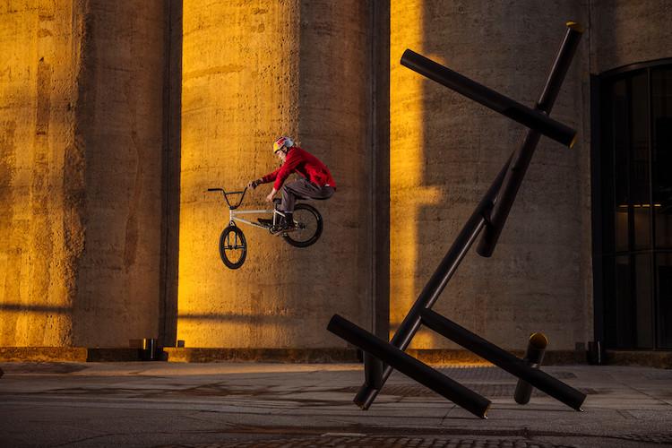 Red Bull Murray Loubser BMX video