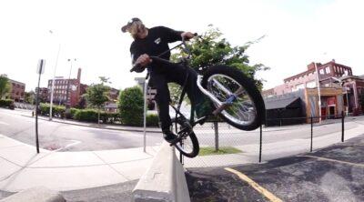 Biking with BCAVE BMX video