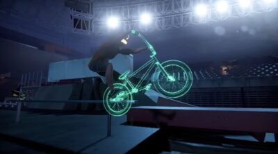 BMX The Game Halloween Update