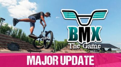 BMX The Game Major Update 0.7.2