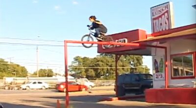 Bone Deth BMX Josh Delarosa PH48 video
