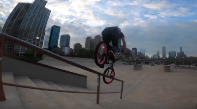 Chicago Fire BMX video