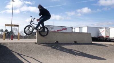 Chris Silva 2020 BMX video