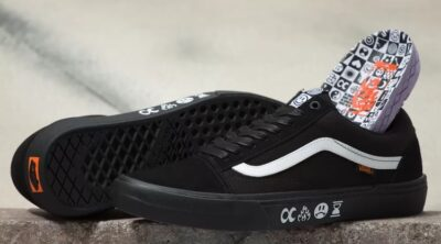 Cult X Vans Old Skool Pro BMX Shoe