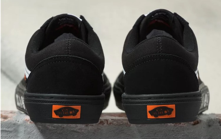 Cult X Vans Old Skool Pro BMX Shoe