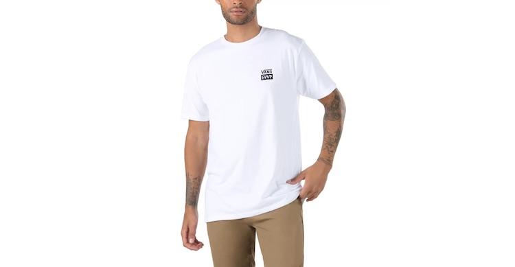 Cult X Vans T Shirt