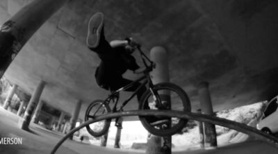 Curbside 4 BMX video