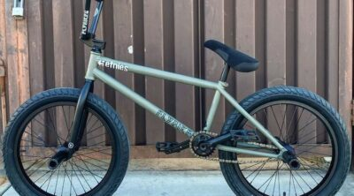 Devon Smillie off Eclat BMX Full Flybikes Setup