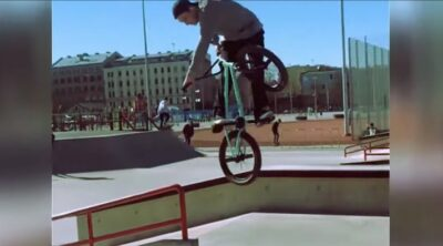 Ed Zunda compilation BMX video