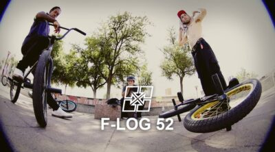 Fit Bike Co F-Log Road Trip BMX Phoenix