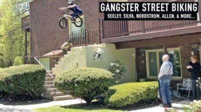 Gangster Street Biking BMX video