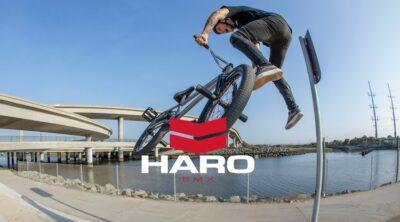 Haro BMX Alex Leibrock New Bike Day