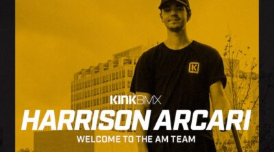 Harrison Arcari on Kink BMX