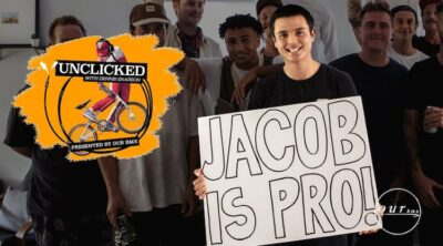 Jacob Cable Unclicked Podcast BMX