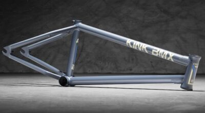 Kink BMX Crosscut Frame Slate Blue