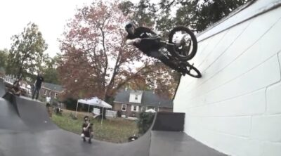 Drop In With Leeper Bros BMX video