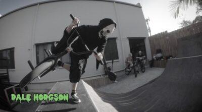 Lux BMX Halloween Session BMX video