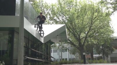 Marius Dietsche United BMX video