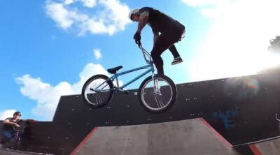 Mark Webb Raw Riding Footage BMX