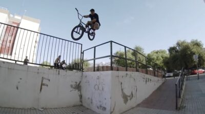 Mati Lasgoity Dreamville BMX video