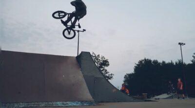 Matt Poteet 2020 BMX video