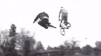 Neal Wood Robbie Miranda DK Damn Kids BMX video