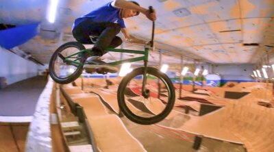 No Promises BMX video trailer