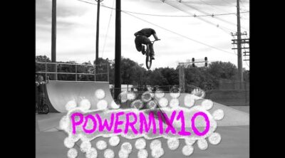 Power Mix 10 BMX video