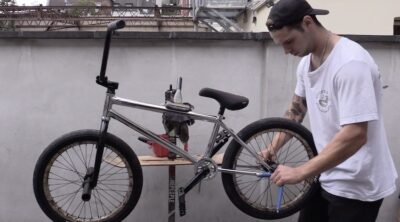 Radio Bikes Kai Schulte Bike Build BMX video