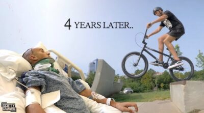 Scotty Cranmer 4 Years Later BMX